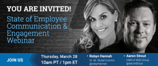 State of Employee Communication and Engagement...