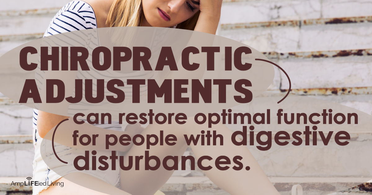 Chiropractic Adjustments for Digestive Disturbances