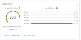 vSphere 7 – Improved DRS