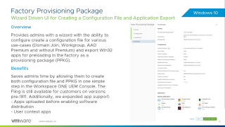VCDX181 com - Dell Provisioning for VMware Workspace ONE 1811