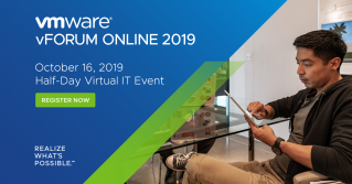 Get Industry-leading Insight During vForum…