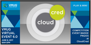 VMUG Virtual Event 6.0 & CloudCred Competition…