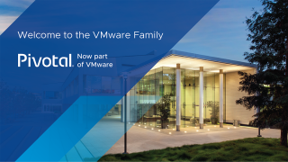 VMware Completes Acquisition of Pivotal