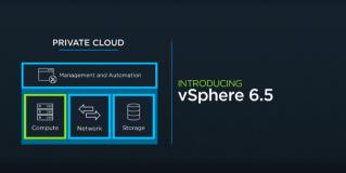 First vSphere Client (HTML5) update in vSphere…