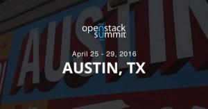 VMware @ OpenStack Summit Austin 2016