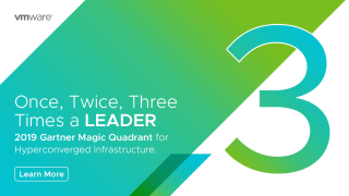 VMware Once Again a Leader in the 2019 Gartner…