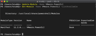 New Release: PowerCLI 11.2.0