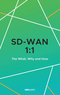 NEW SD-WAN Book Launching at VMworld US -…