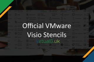 Official VMware Visio Stencils & Icons for 2020
