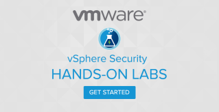 VMware vSphere Security Hands-on Lab | Welcome to The