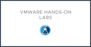 VMware NSX – Getting Started Hands-on Lab – DTechinspiration