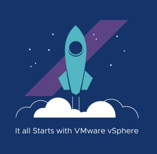 Announcing vSphere 6.7 Update 2, vSphere…