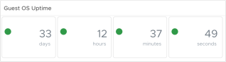 vRealize Operations VM Uptime in Days, Hours,…