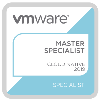 VMware Launches Cloud Native Master Specialist…